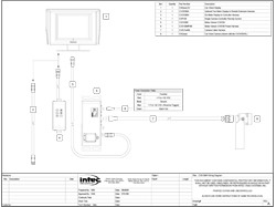 CVS100M Wiring Diagram intec video systems basic installation Basic Electrical Wiring Diagrams at webbmarketing.co