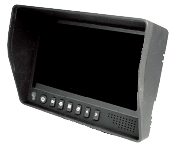 Car Vision Display Model CVMHDVR706